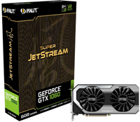 Palit/XpertVision GeForce GTX 1060 Super Jetstream 6144MB GDDR5