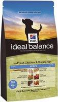 Hills Ideal Balance Puppy mit Huhn und braunem Reis (12 kg)