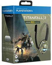 Pelican PS4 Chat Headset Titanfall 2