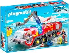 Playmobil City Action Flughafenlöschfahrzeug mi...