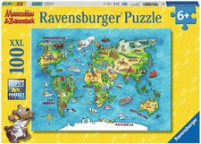 Ravensburger Reise um die Welt