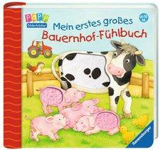 Ravensburger Mein erstes großes Bauernhof Fühlbuch