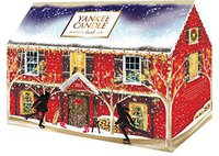 Yankee Candle Adventskalender Haus 2015