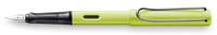 Lamy AL-star  Füllhalter charged green