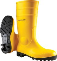 Dunlop Boots Protomastor full safety S5 gelb