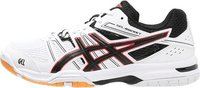 Asics Gel-Rocket 7 white/black/vermilion