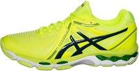 Asics Gel-Netburner Ballistic safety yellow/poseidon/green