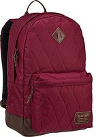 Burton Womens Kettle Pack quilted zinfandel