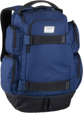 Burton Distortion Pack medieval blue twill