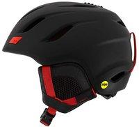 Giro Nine Mips matte black bright red