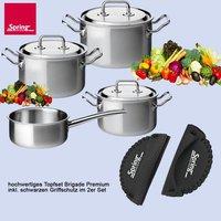 Spring Switzerland Brigade Premium Topfset 4-teilig
