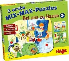 Haba 3 Erste Mix-Max-Puzzles Bei uns zu Hause