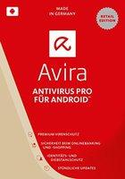 Avira Antivirus Pro für Android 2017 (2 Geräte) (1 Jahr)