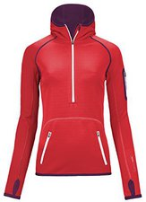 Ortovox Fleece (MI) Zip Neck Hoody hot coral