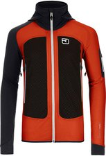 Ortovox Col Becchei Jacket Men crazy orange