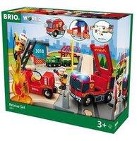 Brio Großes Feuerwehr Deluxe Set