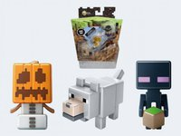 Mattel Minecraft Minifiguren 3er-Pack