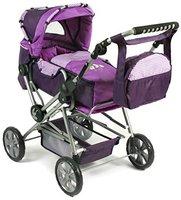 Bayer Chic Road Star - purple checker