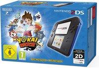 Nintendo 2DS schwarz-blau +  Yo-Kai Watch