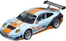 "Carrera Digital 124 Porsche GT3 RSR  ""Gulf Racing No.86 "", Silverstone 4h 2014"