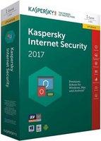 Kaspersky Internet Security 2017 Upgrade (5 User) (1 Jahr) (DE) (ESD)