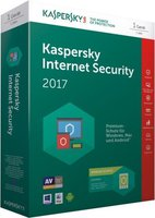 Kaspersky Internet Security 2017 (1 User) (1 Jahr) (DE) (ESD)