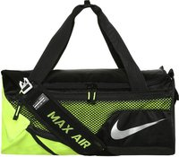 Nike Vapor Max Air Duffel S black/volt/metallic (BA5249)