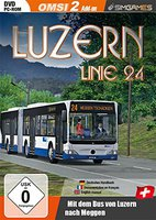 OMSI 2: Luzern - Linie 24 (Add On) (PC)