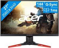 Acer Predator XB271HUA