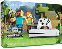 Microsoft Xbox One S 500GB - Minecraft Bundle