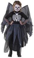 Besttoy Schwarze Fee Kostüm für Kinder (B24695)