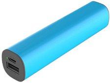 Ksix mobile tech Mini Powerlive 2200 mAh + micro USB-USB cable blue