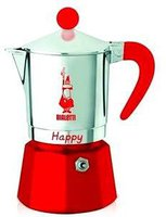 Bialetti Happy 3 red