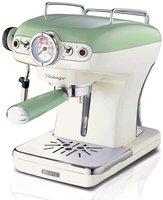 Ariete Espresso Vintage green
