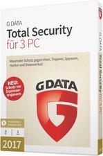 Gdata Total Security 2017 (3 Geräte) (1 Jahr)