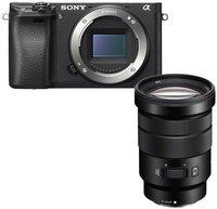 Sony Alpha 6300 Kit 18-105 mm
