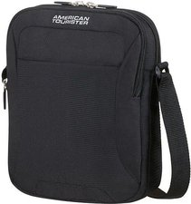 American Tourister Road Quest Crossover Bag solid black