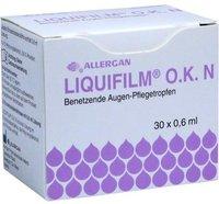 Allergan Liquifilm O.K. N Augentropfen (30 x 0,6 ml)