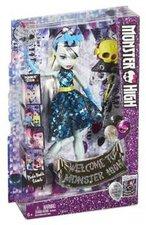Monster High Foto Monsterfreundin Frankie Stein