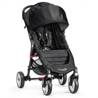 Baby Jogger City Mini 4-Wheel Black Denim Charcoal