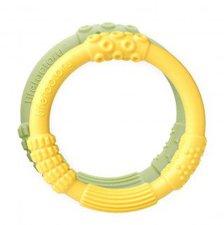 lifefactory Baby Beißring-Set Yellow/Spring Green