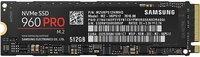 Samsung 960 Pro 512GB M.2 SSD-Festplatte