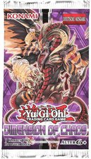 Yu-Gi-Oh Dimension of Chaos Booster (44540)