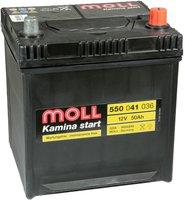 MOLL Kamina Start 12V 50Ah (550 041 036)