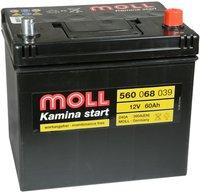 MOLL Kamina Start 12V 60Ah (560 068 039)