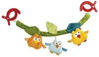 sigikid PlayQ Kinderwagenkette Eule