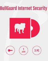 BullGuard Internet Security (3 Geräte) (1 Jahr) (Multi) (Box)