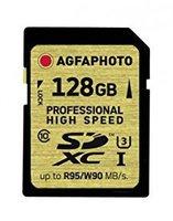 AgfaPhoto SDXC Professional High Speed UHS-I U3 128GB (10602)