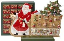 Villeroy & Boch Christmas Toys Memory Schlitten Adventskalender
