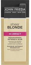 John Frieda Sheer Blonde Hi-Impact reparierende Intensiv-Kur (25ml)